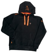 Fox Mikina s kapucí Hoody Black/Orange - vel. XXXL