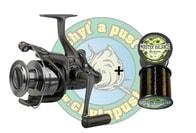 Okuma Naviják Longbow XT Baitfeeder LBXT 630 + vlasec 0,28mm 812m ZDARMA