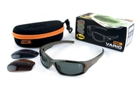 Fox Polarizační brýle Vario Sunglasses - Zeleno/Hnědé