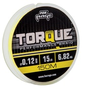 Fox Rage Pletená šňůra Torque Braid 150m - 0.12mm / 6.82kg
