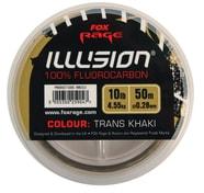 Fox Rage Fluorocarbon Illusion 50m - 0.28mm / 4.55kg