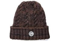 Fox Zimní čepice CHUNK Camo Heavy Knit Beanie