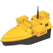Devict Zavážecí loďka Tanker Triple žlutá