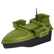 Devict Zavážecí loďka Tanker Triple zelená