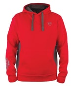 Fox Rage Mikina Ribbed Hoody Red/Grey - vel. XXXL