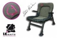 LK BAITS Camo De-Luxe Chair