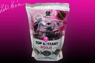 LK Baits Boilie Top ReStart Black Protein 18mm 3kg