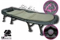 LK BAITS Camo De-Luxe Bed Chair