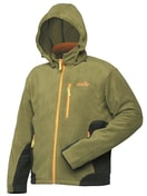 Norfin Mikina Outdoor Fleece Jacket green/zelená