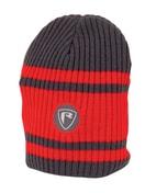 Fox Rage Čepice Beanie Hats - Red/Grey Beanie