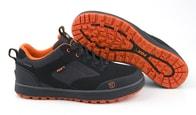 Fox Boty Black & Orange Trainers - vel. 8 / 42