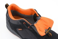 Fox Boty Black & Orange Trainers