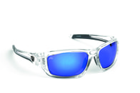 Fox Rage Polarizační brýle Mirror Blue Frame/Trans Wrap/Brown Lens