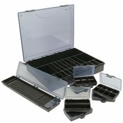 NGT Box Deluxe Storage Box 7+1 Black