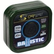 Carp Spirit Šňůra Ballistic Camo Green 20m