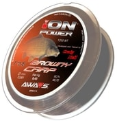 Awa-S Vlasec Ion Power Browny Carp 1200m