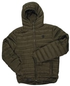 Fox Bunda Chunk Quilted Jacket Olive