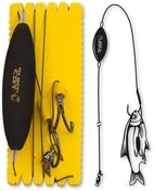Black Cat Návazec na sumce U-Float Ghost Rig 100kg 180cm