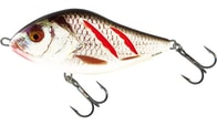 Salmo Wobler Slider Sinking 5cm - Wounded Real Grey Shiner