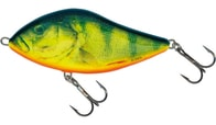 Salmo Wobler Slider Sinking 7cm - Real Hot Perch