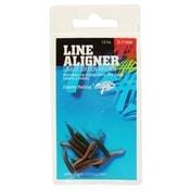 Giants Fishing Rovnátka na háček Line Aligner Green-Brown 12ks
