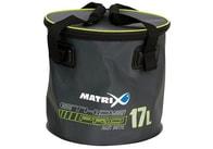 Matrix Míchačka na krmení Ethos Pro EVA Groundbaits with lid & handles 17l