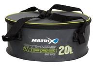 Matrix Míchačka na krmení Ethos Pro EVA Groundbaits with lid & handles 20l