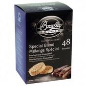 Bradley Smokers Udící brikety 48ks - Speciál blend