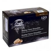 Bradley Smokers Udící brikety 120ks - Pecan
