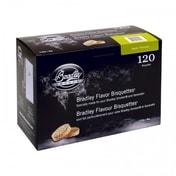 Bradley Smokers Udící brikety 120ks - Jabloň
