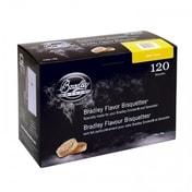 Bradley Smokers Udící brikety 120ks - Olše