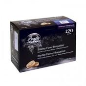 Bradley Smokers Udící brikety 120ks - Speciál blend