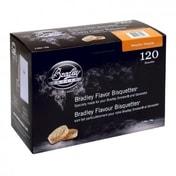 Bradley Smokers Udící brikety 120ks - Mesquite