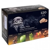 Bradley Smokers Udící brikety 120ks - Variety Pack