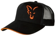 Fox Kšiltovka Black & Orange Trucker Cap