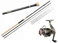 Giants Fishing Prut Fluent Feeder XT 11ft Medium + naviják zdarma!