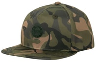 Fox Kšiltovka Chunk Camo Edition Snapback Cap