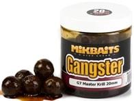 Mikbaits Boilie Gangster v dipu 250ml - G7 Master Krill 16mm