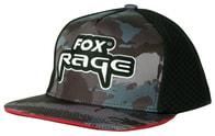 Fox Rage Kšiltovka Camo trucker cap