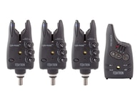 Flajzar Sada signalizátorů Fishtron Q9-RGB-TX 3+1