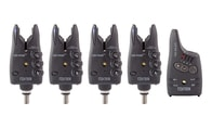 Flajzar Sada signalizátorů Fishtron Q9-RGB-TX 4+1