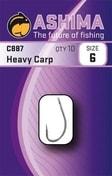Ashima Háčky C887 Heavy Carp 10ks