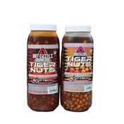 Bait-Tech Tygří ořech Hot Chilli Growlers Tiger Nuts Jar 2,5L