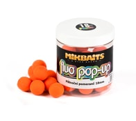 Mikbaits Plovoucí fluo boilie 250ml - Ananas N-BA 14mm