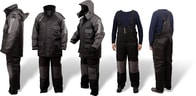 Quantum Termo Komplet Winter Suit Black/Grey - vel. XXXL