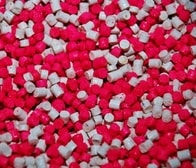 LK Baits Pelety Duo X-Tra Pellets 1kg - Wild Strawberry/Carp Secret 4mm