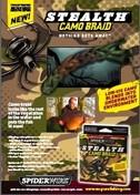 Spiderwire Stealth Camo 1m