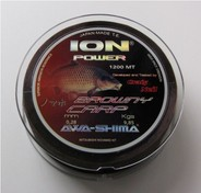 Awa-shima Vlasec Ion Power BROWNY CARP 1200m