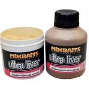 Mikbaits Obalovací extrakt Ultra Liver sypký 250ml