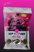 LK Baits Boilie Top ReStart Green Banana 18mm 1kg